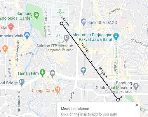 002: Eksperimen Milenial – Posisi dengan Google Map