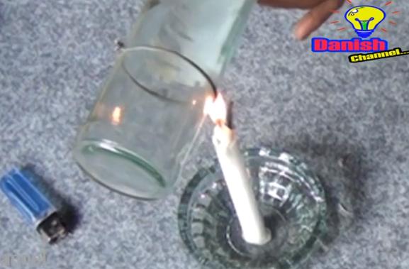 Ada Fisika Ketika Memotong Botol Kaca Dengan Kawat atau Benang