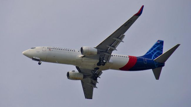 Water Drag Forces Causes An Aircraft's Body Disintegration when Fall into Water: Case Study of Sriwijaya Air SJ-182 Accident