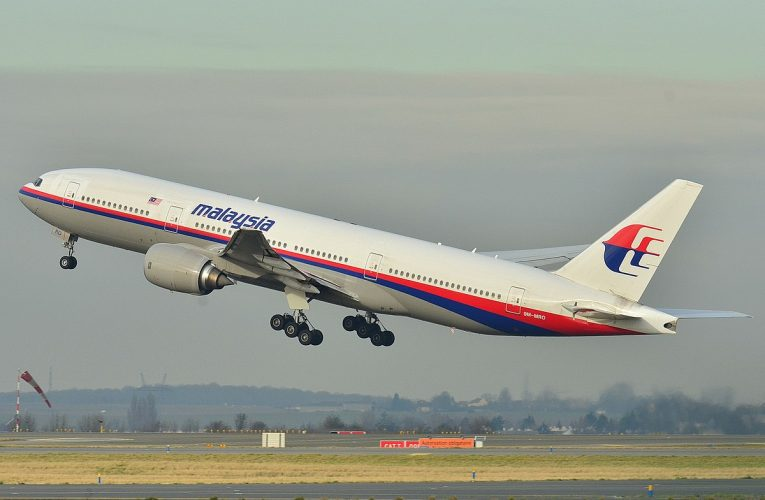 Simple Physics of Malaysia Airlines MH370